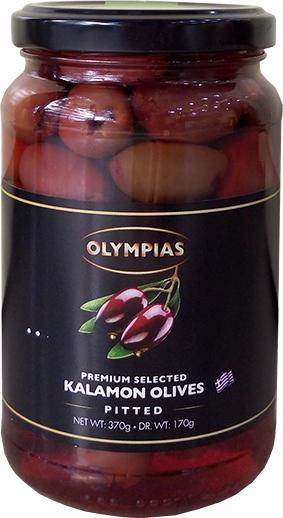 Quả olive tím không hạt