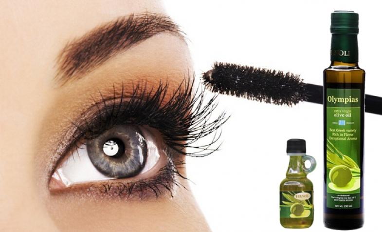 Tác dụng không ngờ của dầu oliu với lông mi bạn không thể bỏ qua